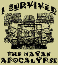 Apocalypse Survivor T-Shirt