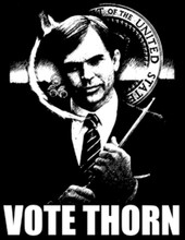 Vote Thorn T-Shirt