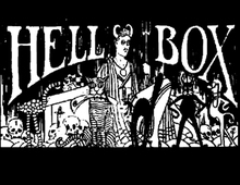 Hell-Box Logo T-Shirt