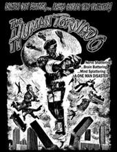 Human Tornado T-Shirt