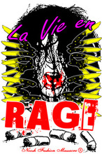 La Vie En Rage T-Shirt
