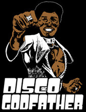 Disco Godfather T-Shirt