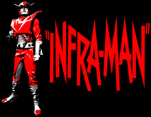 Infra-Man T-Shirt
