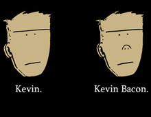 Kevin Bacon T-Shirt