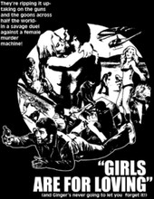 Girls Are For Loving T-Shirt