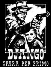 Django Shoots First T-Shirt