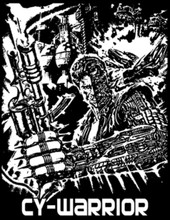 Cy-Warrior T-Shirt