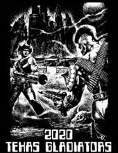 Texas Gladiators T-Shirt