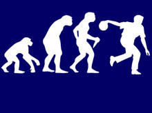 Bowling Evolution T-Shirt