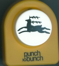 Reindeer Large Punch