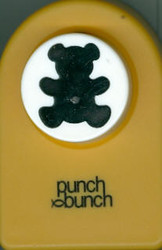 Teddy Bear Large Punch