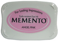 Angel Pink Memento Ink Pad