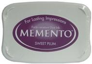 Sweet Plum Memento Ink Pad