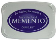 Grape Jelly Memento Ink Pad