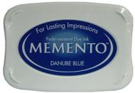 Danube Blue Memento Ink Pad