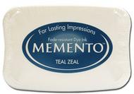 Teal Zeal Memento Ink Pad