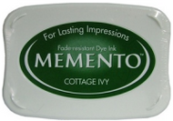 Cottage Ivy Memento Ink Pad