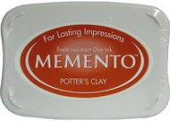 Potter's Clay Memento Ink Pad