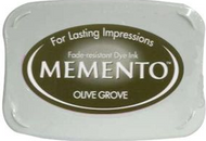 Olive Grove Memento Ink Pad