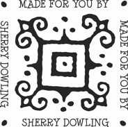 Celtic Made For You Custom Rubber Stamp