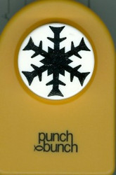 Snowmass Snowflake Large Punch