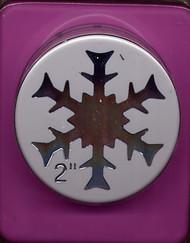 "2"" Snowflake Punch"