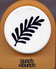 Fern Leaf Extra Large Punch