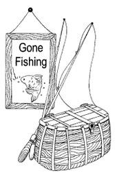 Gone Fishing - 108M01