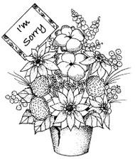 I'm Sorry Flowers - 138F04