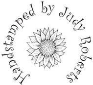 Sunflower Custom Rubber Stamp