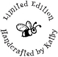 Limited Edition Custom Rubber Stamp
