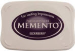 Elderberry Memento Ink Pad
