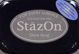 Dove Gray StazOn Ink Pad