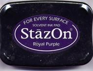 Royal Purple StazOn Ink Pad