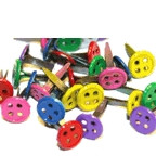 Button Bright Mini Brads