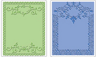 Ornate Frames Embossing Folder Set