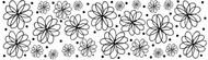 Flowers Galore Jumbo Rollagraph Wheel