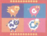 Farm Animals Cards