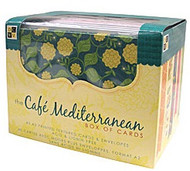 Cafe Mediterranean Note Cards