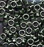 Spring Green Metallic Round Eyelets Package of 100