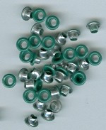 Forest Round Eyelets Package of 100