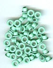 Mint Round Eyelets Package of 100