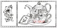 Steeping Tea - 181M04