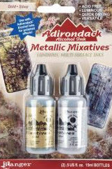 Gold & Silver Alcohol Ink Set