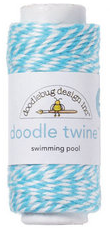 Swimming Pool Doodle Twine