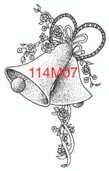 Wedding Bells Small - 114M07