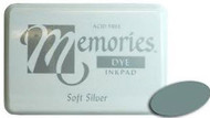 Soft Silver Memories Ink Pad