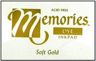 Soft Gold Memories Ink Pad