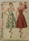Vintage Simplicity 4347 Sewing Pattern