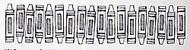 Crayons Standard Rollograph